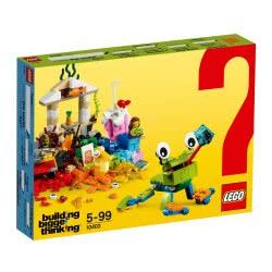 LEGO Classic Διασκέδαση Στον Κόσμο 10403 5702016176360
