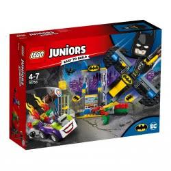 LEGO Juniors Επίθεση Του Τζόκερ Στη Σπηλιά Του Μπάτμαν 10753 5702016116991