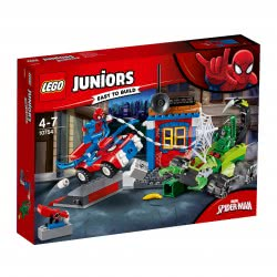 LEGO Juniors Αναμέτρηση Σπάιντερ Μαν εναντίον Scorpion στο Δρόμο 10754 5702016117332