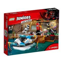 LEGO Juniors Καταδίωξη με Νίντζα Σκάφος του Ζέιν 10755 5702016117349