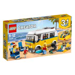 LEGO Creator Βανάκι Του Σέρφερ Της Λιακάδας 31079 5702016111262