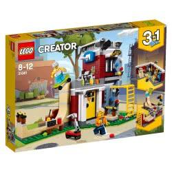 LEGO Creator Επεκτάσιμο Σπίτι Για Σκέιτ 31081 5702016092783