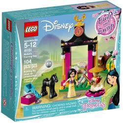 LEGO Disney Princess Mulans Training Day 41151 5702016111453