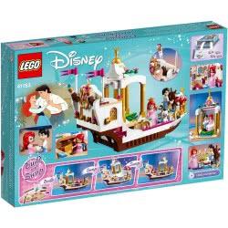 LEGO Disney Princess Η Βασιλική Γιορτή της Άριελ σε Πλοίο 41153 5702016111675