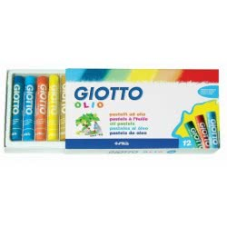 Giotto Λαδοπαστελ 12 χρώματα 0045731 8000825265006