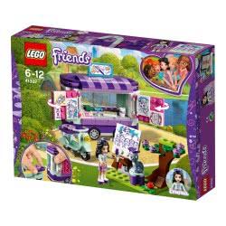 LEGO Friends Το Καλλιτεχνικό Σταντ της Έμμα 41332 5702016077438