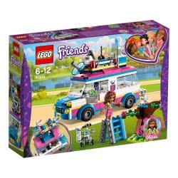 LEGO Friends Το Όχημα Αποστολών Της Ολίβια 41333 5702016111309