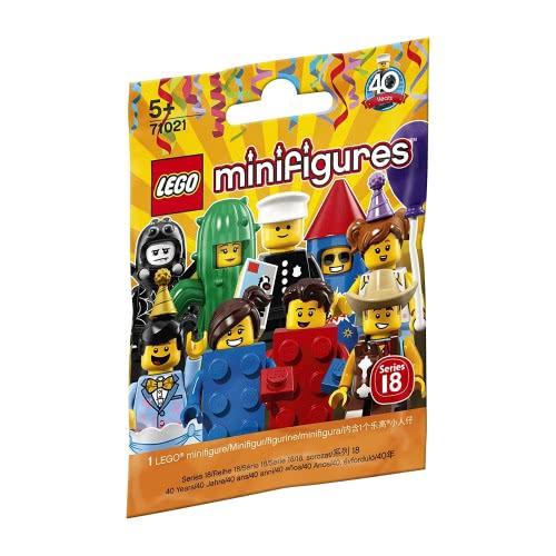 LEGO 71021 Minifigures Series 18 Party 71021 5702016108651