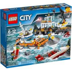 LEGO City Coast Guard Head Quarters 60167 5702015866415
