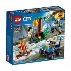 LEGO City Φυγάδες στο Βουνό 60171 5702016109542
