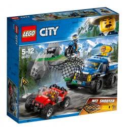 LEGO City Καταδίωξη σε Χωματόδρομο 60172 5702016077537