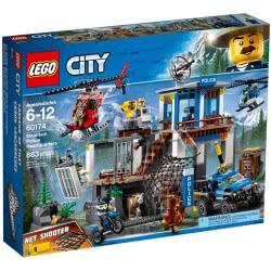 LEGO City Αρχηγείο της Αστυνομίας στο Βουνό 60174 5702016109559