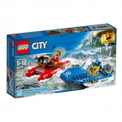 LEGO City Wild River Escape 60176 5702016109573
