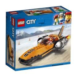 LEGO City Αυτοκίνητο Για Ρεκόρ Ταχύτητας 60178 5702016075168