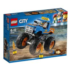 LEGO City Monster Truck 60180 5702016077490