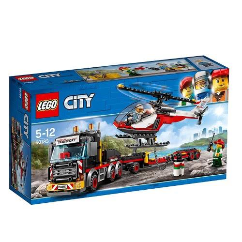 LEGO City Μεταφορικό Βαρέων Φορτίων 60183 5702016077520