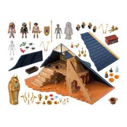 Playmobil Πυραμίδα Του Φαραώ 5386 4008789053862