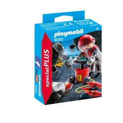 Playmobil Rock Blaster with Rubble 9092 4008789090928