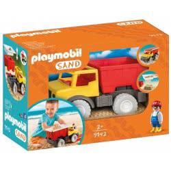 Playmobil Dump Truck 9142 4008789091420