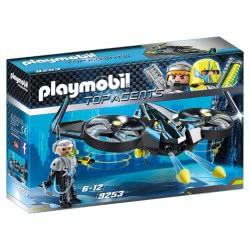 Playmobil Ιπτάμενο Mega Drone 9253 4008789092533