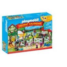 Playmobil Χριστουγεννιάτικο Ημερολόγιο - Ιππικός Όμιλος 9262 4008789092625
