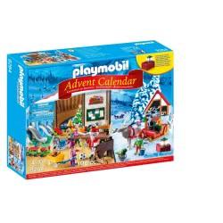 Playmobil Χριστουγεννιάτικο Ημερολόγιο - Εργαστήρι Του Άη Βασίλη 9264 4008789092649