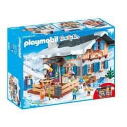 Playmobil Χιονισμένο Σαλέ 9280 4008789092809