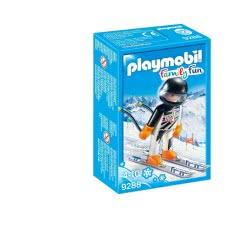 Playmobil Σκιέρ Σλάλομ 9288 4008789092885