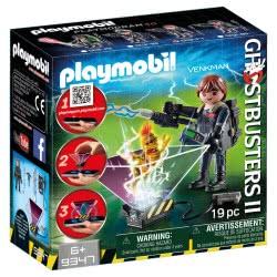 Playmobil Ghostbuster Peter Venkman 9347 4008789093479