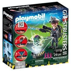 Playmobil Ghostbuster Ρέι Σταντζ 9348 4008789093486