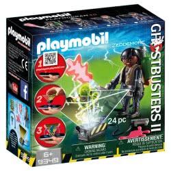 Playmobil Ghostbuster Γουίνστον Ζέντμορ 9349 4008789093493
