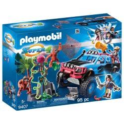 Playmobil O Άλεξ Με Το Monster Truck 9407 4008789094070