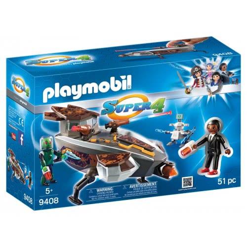 Playmobil Ο DNA Με Εξωγήινο Και Διαστημόπλοιο 9408 4008789094087