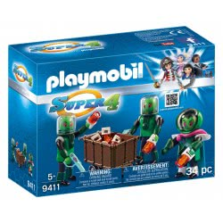 Playmobil Ομάδα Εξωγήινων 9411 4008789094117