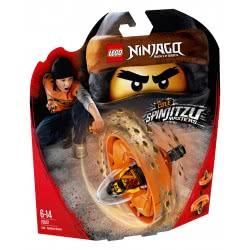 LEGO Ninjago Κόουλ - Δάσκαλος του Σπιντζίτσου 70637 5702016110777