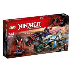 LEGO Ninjago Αγώνας Δρόμου Του Φιδίσιου Τζάγκουαρ 70639 5702016108903