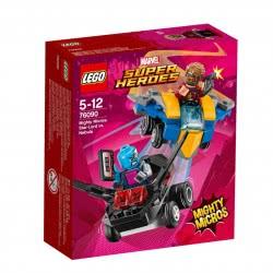 LEGO Marvel Super Heroes Mighty Micros: Star-Lord Vs. Nebula 76090 5702016110517