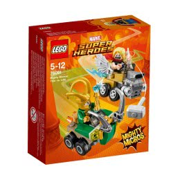 LEGO Marvel Super Heroes Mighty Micros: Θορ εναντίον Λόκι 76091 5702016110500