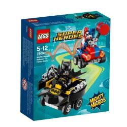 LEGO Marvel Super Heroes Mighty Micros: Μπάτμαν Εναντίον Χάρλει Κουίν 76092 5702016110494