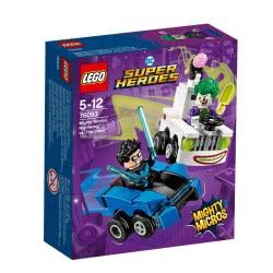 LEGO Marvel Super Heroes Mighty Micros: Νάιτγουινγκ Εναντίον Τζόκερ 76093 5702016110876