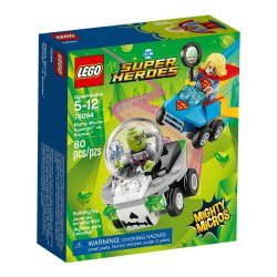LEGO DC Super Heroes Mighty Micros: Σούπεργκερλ εναντίον Brainiac 76094 5702016110487