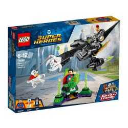 LEGO Marvel Super Heroes Σούπερμαν και Krypto Team-Up 76096 5702016110463