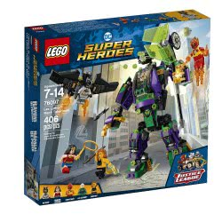 LEGO Marvel Super Heroes Lex Luthor Mech Takedown 76097 5702016110456