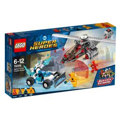LEGO Marvel Super Heroes Speed Force Freeze Pursuit 76098 5702016110449