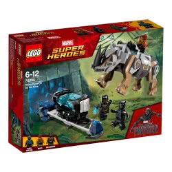 LEGO Marvel Super Heroes Rhino Face-Off by the Mine 76099 5702016110432