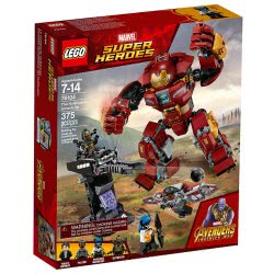 LEGO Marvel Super Heroes Η Σύγκρουση του Κυνηγού του Χαλκ 76104 5702016110562