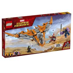LEGO Marvel Super Heroes Θάνος: Η Απόλυτη Μάχη(Thanos: The Ultimate Battle) 76107 5702016110210