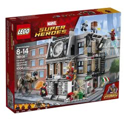 LEGO Super Heroes Sanctum Sanctorum Showdown 76108 5702016110197