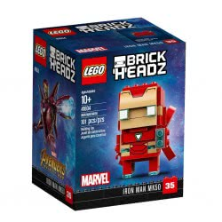 LEGO Brickheads Marvel Iron Man MK50 41604 5702016111071