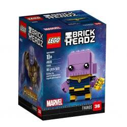 LEGO Brickheads Marvel Thanos 41605 5702016111064
